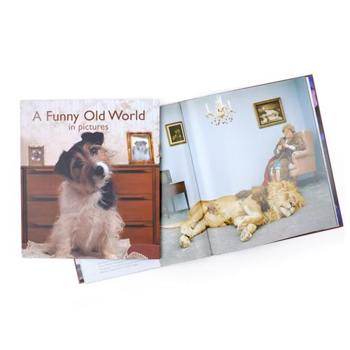 Picture of Reminiscence Pictures To Share Book - A Funny Old World