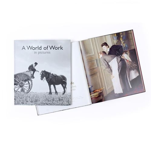 Picture of Reminiscence Pictures To Share Book - A World of Work