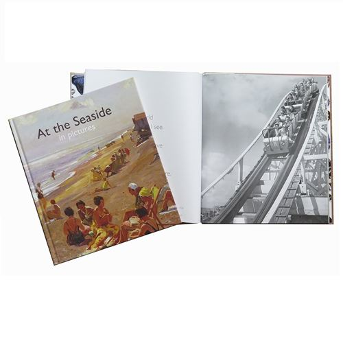 Picture of Reminiscence Pictures To Share Book - At the Seaside