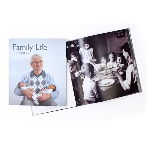 Picture of Reminiscence Pictures To Share Book - Family Life