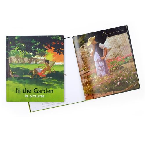 Picture of Reminiscence Pictures To Share Book - In the Garden