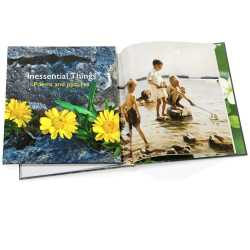 Picture of Reminiscence Pictures To Share Book - Inessential Things