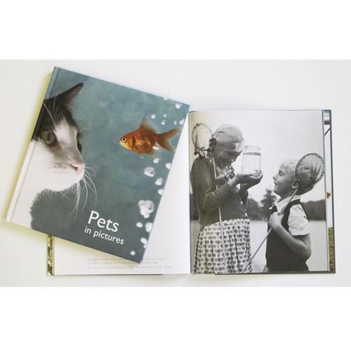 Picture of Reminiscence Pictures To Share Book - Pets