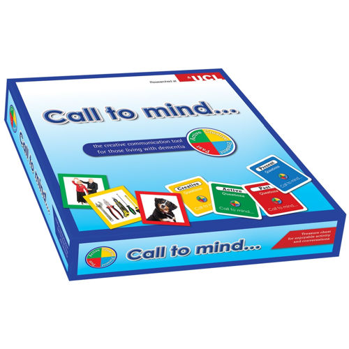 Picture of Call to Mind game