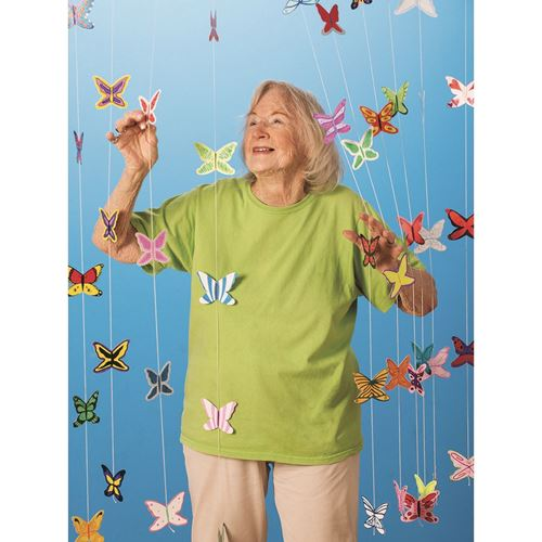 Picture of Colour Me Butterfly Mobiles (makes 48)