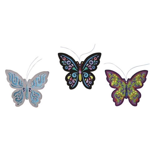 Picture of Colour a Butterfly Lightcatcher (pack of 24)