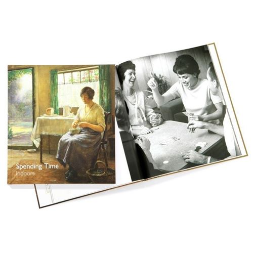 Picture of Reminiscence Pictures to Share Book - Spending Time Indoors