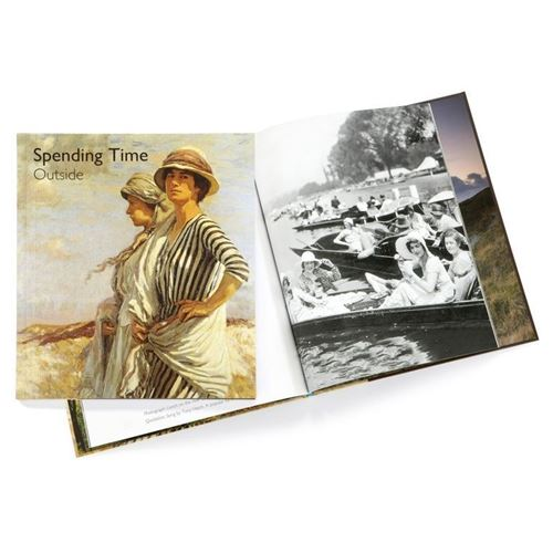Picture of Reminiscence Pictures To Share Book - Spending Time Outdoors