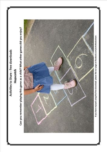 Picture of Hopscotch Discussion Download
