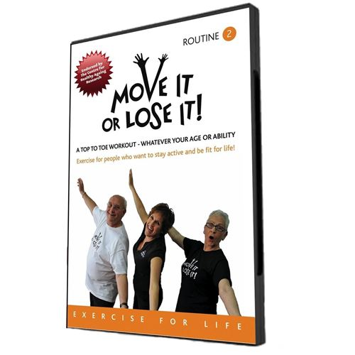Picture of Move It Or Lose It  Vol 2