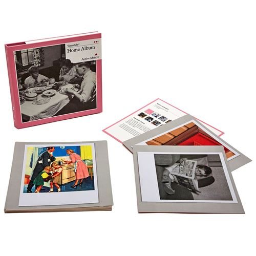 Picture of Timeslide Conversation Album - Home