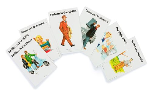 Picture of Reminiscence Conversation Cards - As We Were