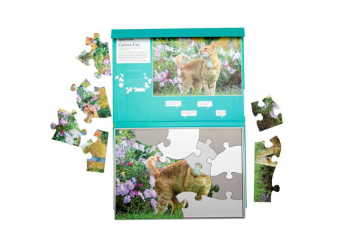 Activities to Share - 13 Large Piece Cat Puzzle