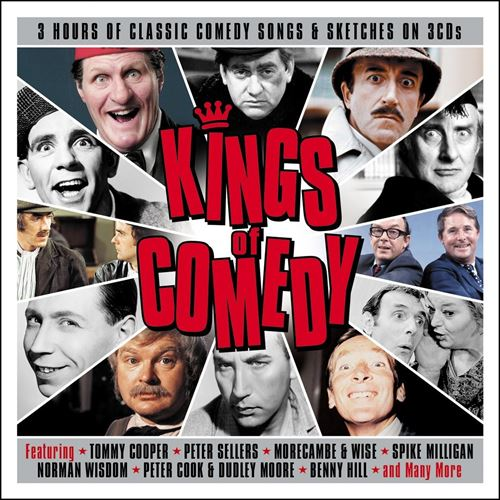 Picture of Kings of Comedy 3 x CD Set