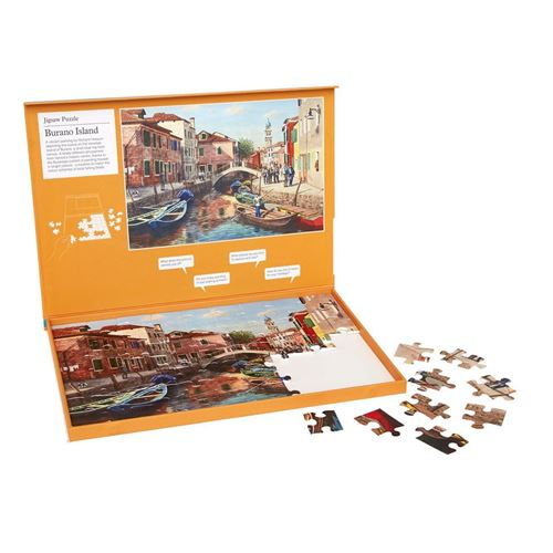 Picture of 63 Large Piece Plastic Puzzle - Giant's Steps