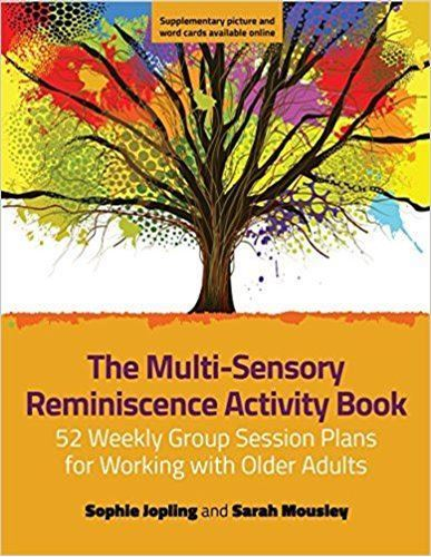 Picture of Reminiscence Multi-Sensory Activity Book
