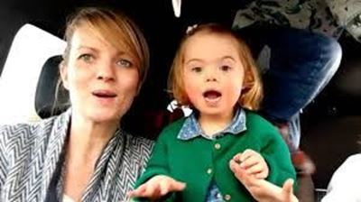 Down's Syndrome Awareness Day Goes Viral
