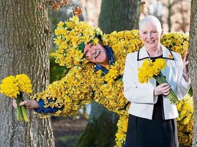 Flower Power Help for Dementia