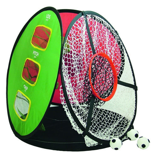 Activities to Share - Golf Champion Set with Golf Putters, balls and net