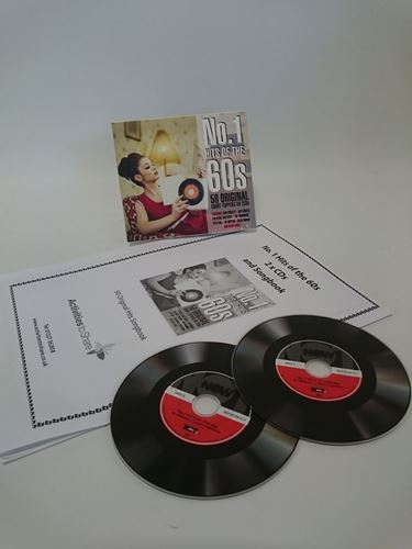 Picture of Number 1 Hits 1960s 2 x CD +Songbook