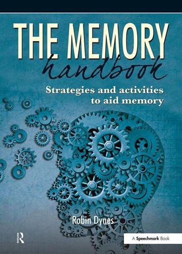 Picture of The Memory Handbook - Strategies & Activities to Aid Memory *Reduced Price*