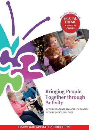 Picture of Activities to Share Festive Autumn Bulletin