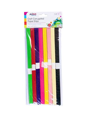 Picture of Corrugated Paper Strips (Pack of 40)