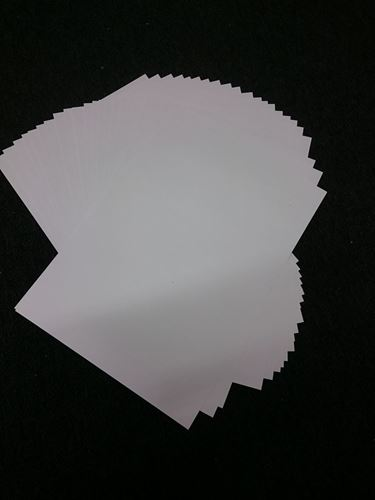 Picture of White Card (24 Sheets)