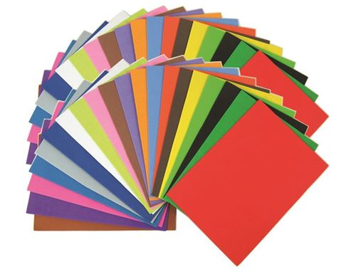 Picture of Foam Sheets A5 (Pack of 40 Sheets)