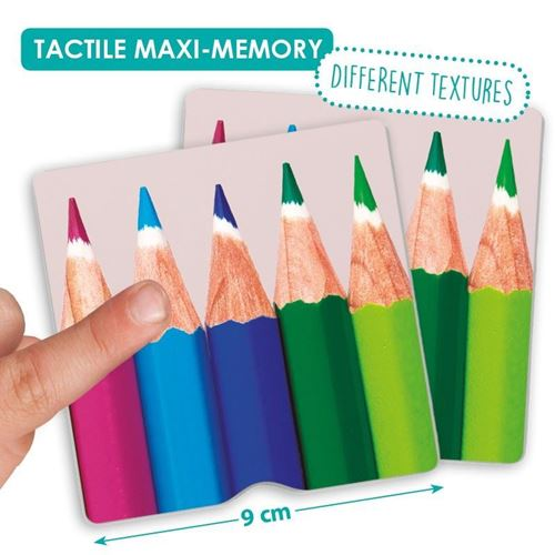 Picture of Tactile Maxi Memory - Everyday Life