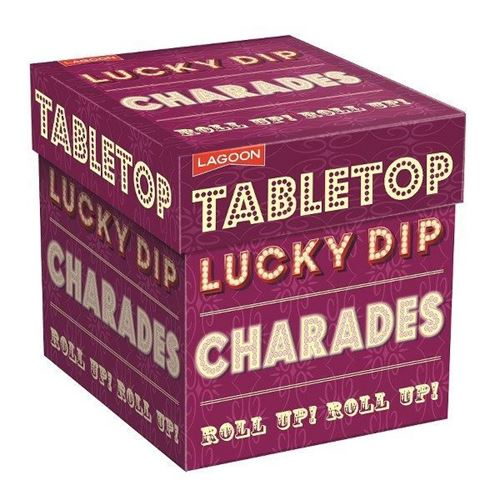 Picture of Lucky Dip - Charades