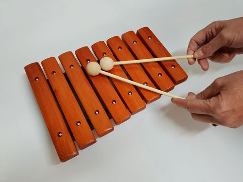 Picture of Wooden Xylophone (8 Notes)