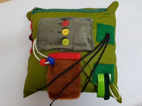 Picture of Activity Cushion© - Olive