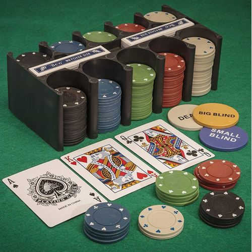 Picture of Casino Games Set