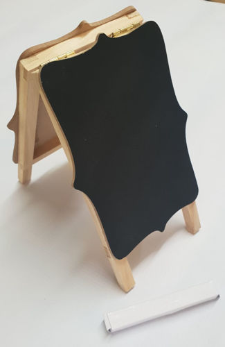 Picture of Black Board Easel (Small)