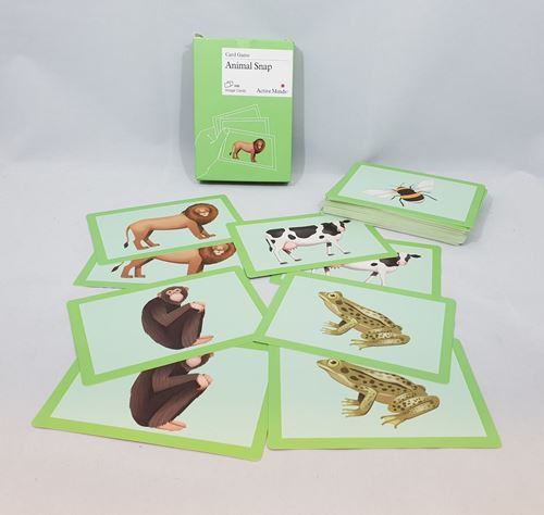 Picture of Animal Snap Card Game