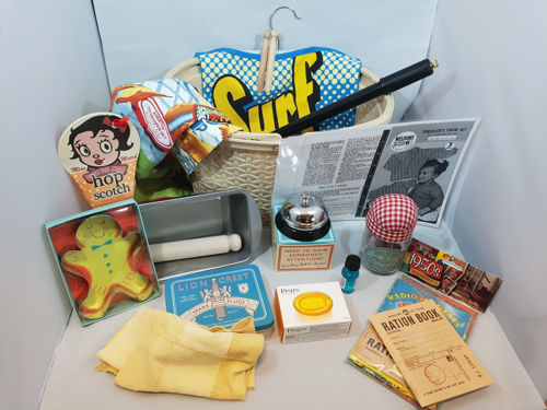 Picture of Reminiscence Box©  - 1950/60s Household