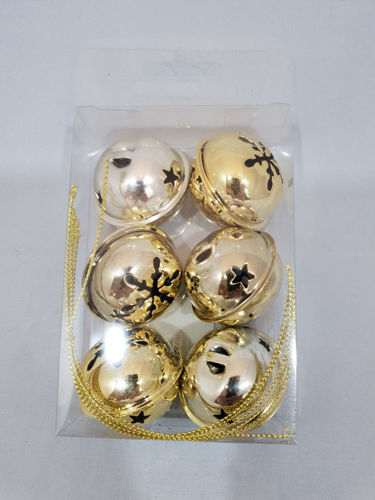 Picture of Jingle Bells Large (Pack of 6)