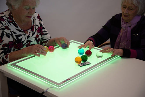Picture of Colour Changing Light Panel A2