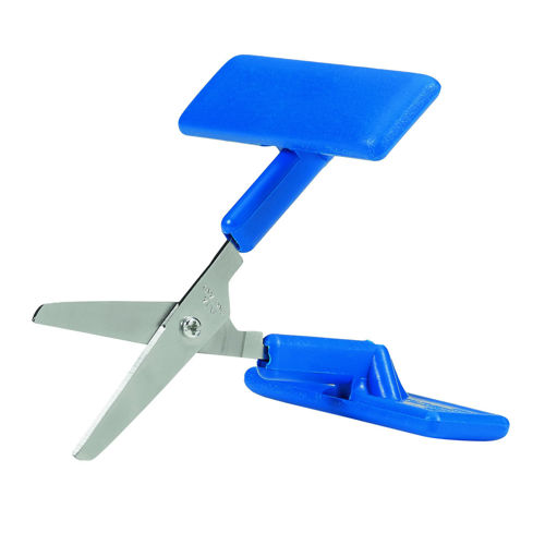 Picture of Easi Grip Push Down Table Top Scissors
