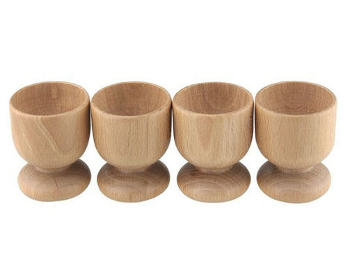 Picture of Wooden Egg Cups (Pack of 4)