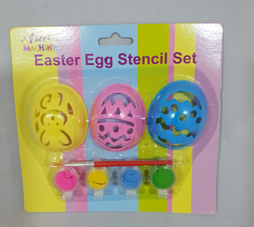Picture of Easter Egg Stencil Set