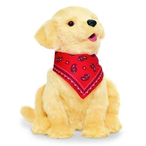 Joy For All Companion Pup - Goldie