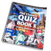 """<img src = """" The Classic Quiz Book, A4 spiral bound softback book with multi-coloured cover showing famous faces places etc, 108 pages of quizzes for all abilities"""">"""
