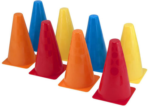 Picture of Activity Cones (Pack of 8)
