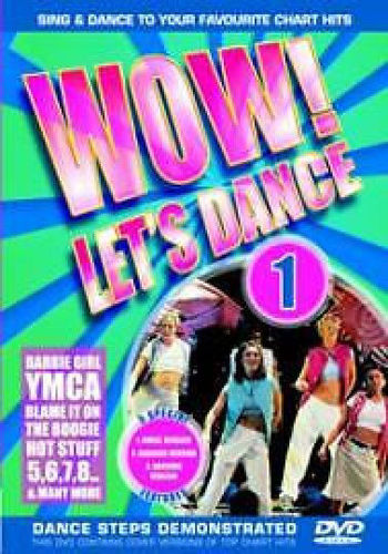 Picture of Wow Let's Dance Karaoke DVD