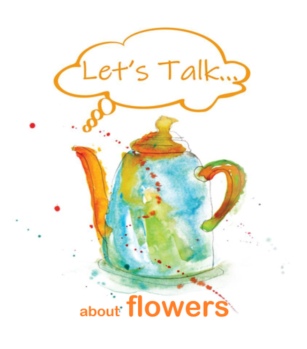 Picture of Let's Talk OT Pack - Flowers