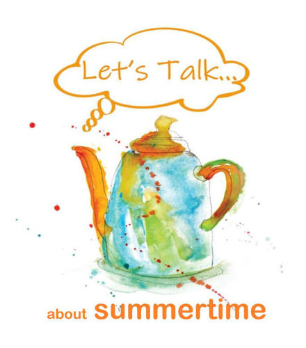 Picture of Let's Talk OT Pack - Summertime