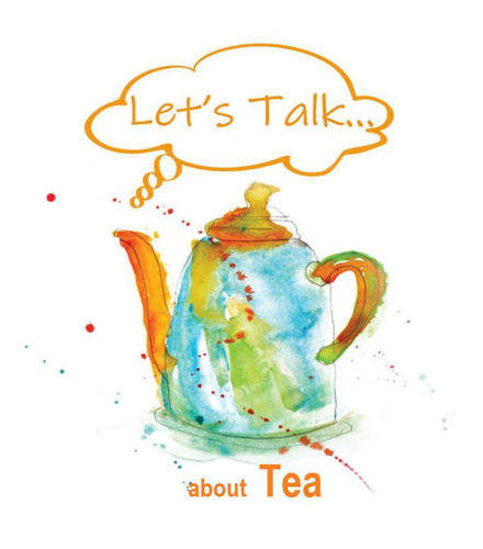 Let's Talk Occupational Therapy Pack, discussing all about tea, downloadable activity pack for care homes