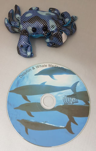 Whale and Dolphin Song CD, mood enhancing health and wellbeing relaxing sounds, duration: TBA